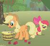 Applejack's Apple's!